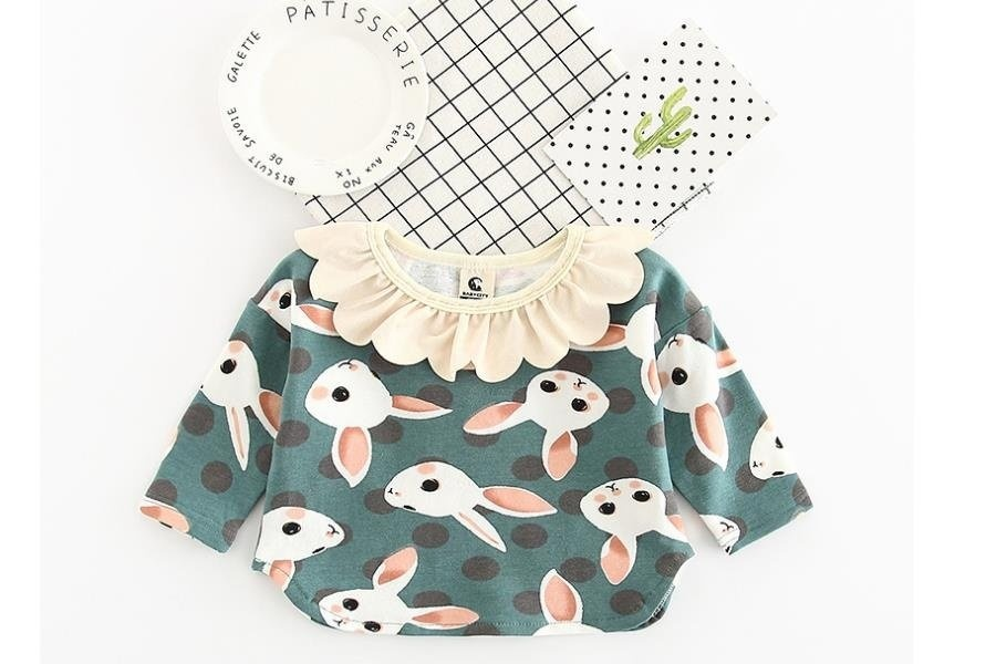 Năm 2017 cô gái mới phiên bản Hàn Quốc cho bé phiên bản của thỏ