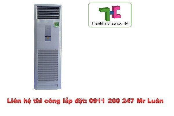 Máy lạnh tủ đứng Panasonic 3 ngựa -3 hp modle CU/CS-C28FFH