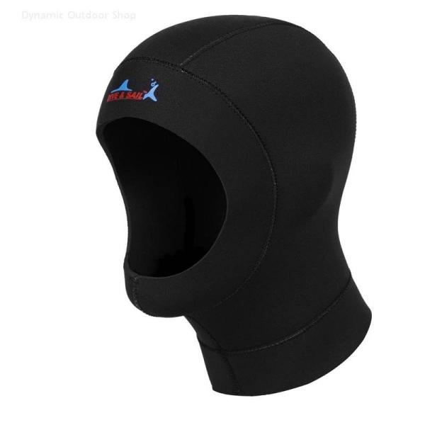 3mm diving helmet snorkeling surfing hat swimming caps - intl