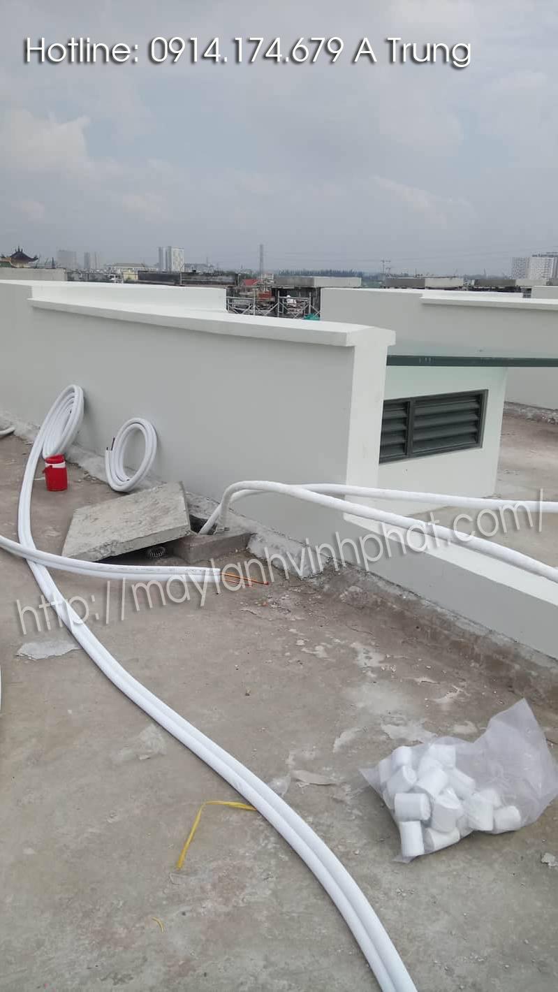 Vĩnh Phát - nhà thầu cung cấp máy lạnh giá sỉ và thi công ống đồng quận gò vấp giá rẻ nhất