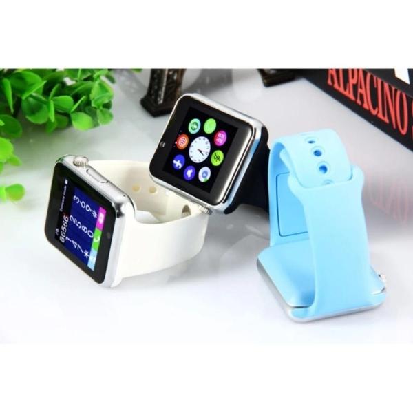 Đồng hồ thông minh Nhỏ Gọn SA1 màu Trắng