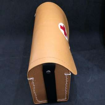 [KHẨN CẤP] Túi cứu thương CHỮ THẬP loại nhỡ ( 29cm x 10cm x 21cm) tiện lợi đựng thuốc và dụng cụ y tế tại nhà, đi dã ngoại- kiểu dáng đẹp B95-62