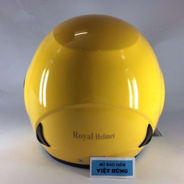 Mũ bảo hiểm Royal M01 (Vàng bóng)