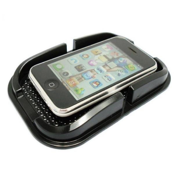 Miếng dán điện thoại để đồ trên ô tô tiện ích GT6064 (đen)