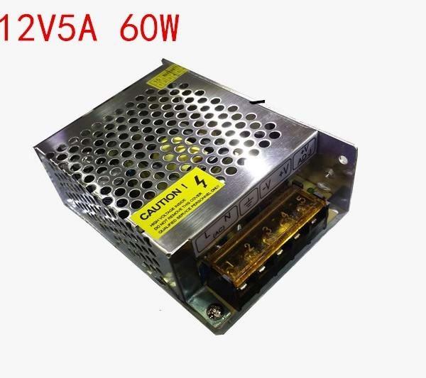 Bộ chuyển nguồn điện 12V 5A( 60W )