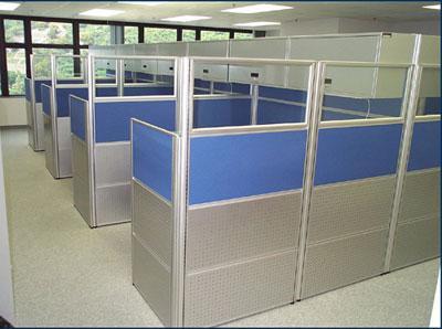 Vách ngăn VNHP03 cho văn phòng hiện đại