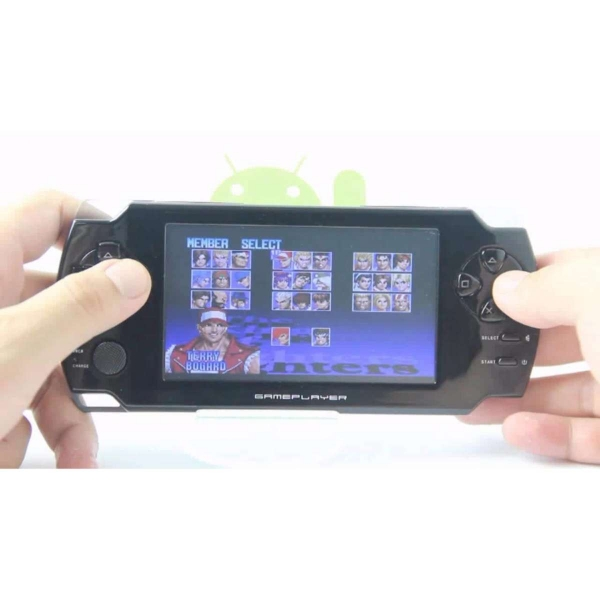Máy chơi game PS1/Arcade cầm tay màn hình cảm ứng 4.3 inch Oppod 829