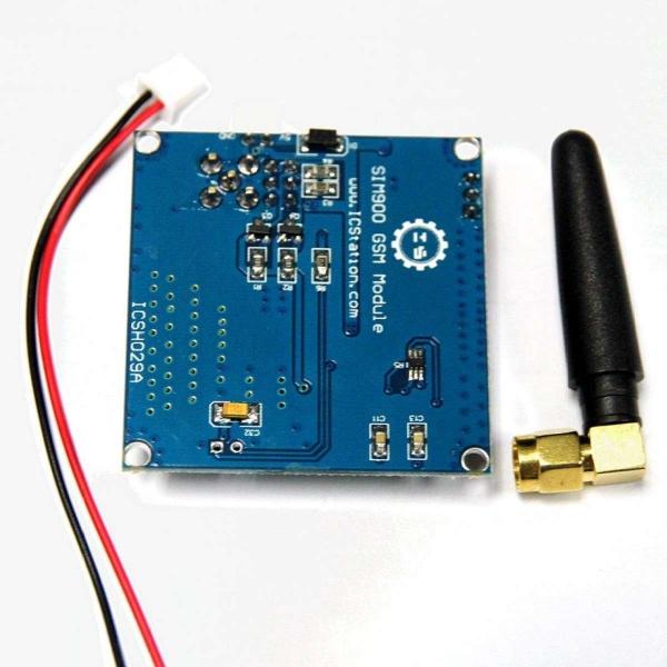 ERA New SIM900A V4.0 Kit Wireless Extension Module GSM GPRS Board Antenna Tested