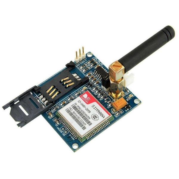 ERA New SIM900A V4.0 Kit Wireless Extension Module GSM GPRS Board Antenna Tested