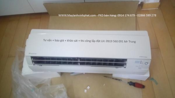 Phân phối giá gốc cạnh tranh cho Máy lạnh treo tường Daikin – Máy lạnh Daikin 1.5HP sản phẩm cực bền