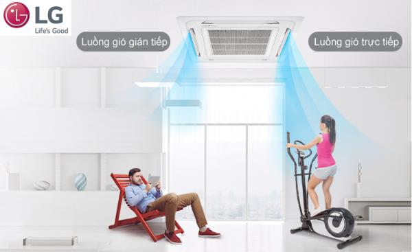 Nhận tư vấn – cung cấp – Lắp đặt máy lạnh âm trần LG 5HP chuyên nghiệp giá siêu ưu đãi