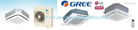 Tìm mua dòng máy lạnh âm trần Daikin - Gree -LG ở đâu rẻ nhất Bình Tân