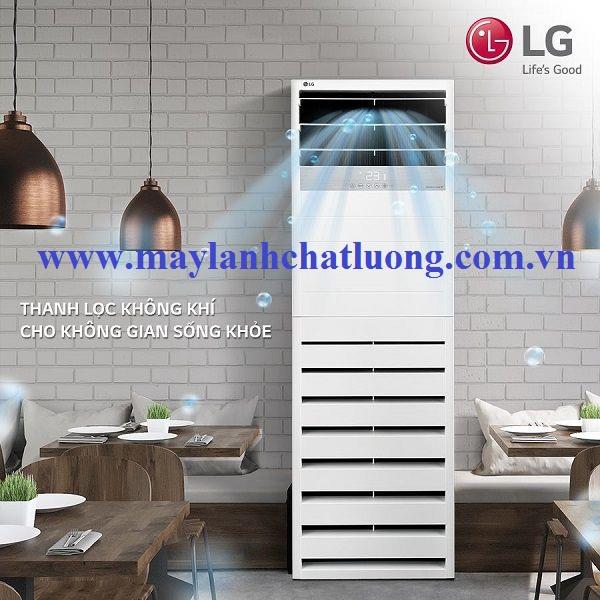 Máy lạnh tủ đứng LG 5HP inverter - Mang lại vẻ đẹp sang trọng cho mọi không gian