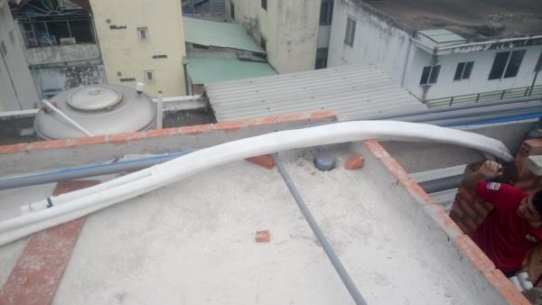 Thi công ống đồng quận thủ đức, quận 6 thi công ống đồng âm tường + lắp đặt ống gas