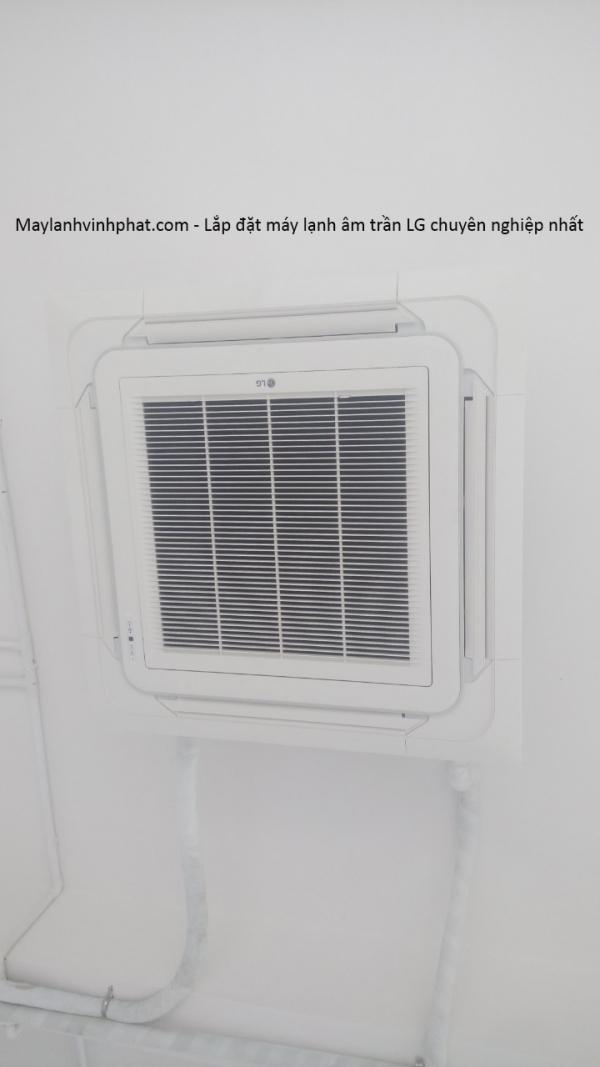 Phân phối giá hợp lý nhất khi mua Máy lạnh âm trần LG – Máy lạnh LG