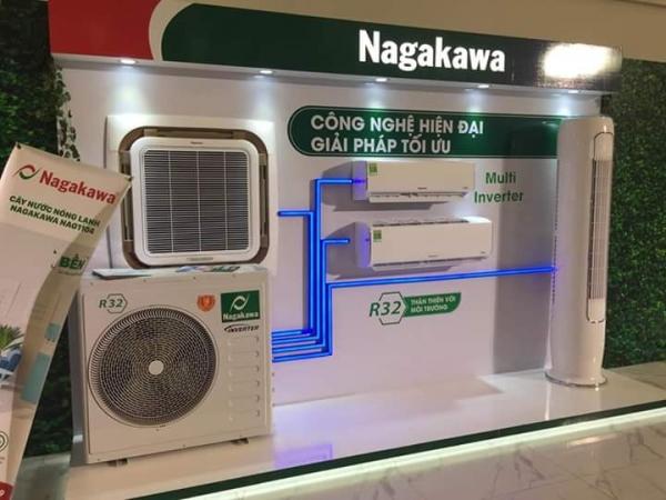 Đại lý buôn Bán Máy lạnh âm trần Nagakawa 4HP giá ưu đãi với số lượng 02 bộ