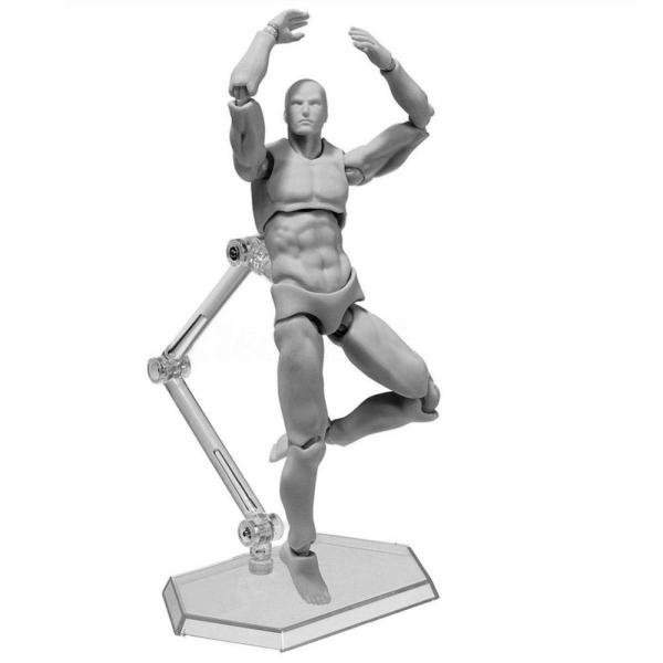 Body Kun Doll PVC Body-Chan DX Set Action Figure Model