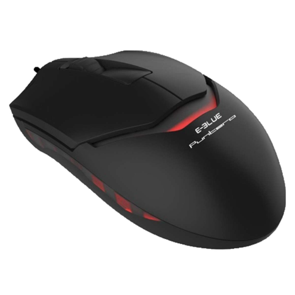Gaming Mouse Eblue USB EKM046BK (Black)