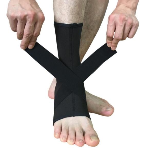 1 Đôi đai bó cổ chân tránh chấn thương khi thể dục