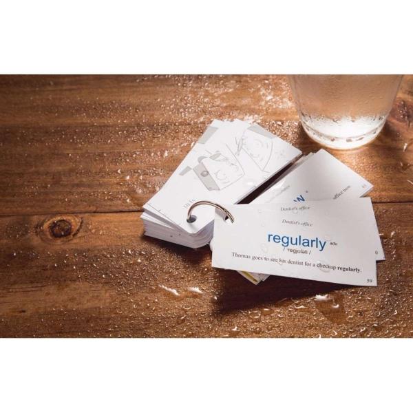 Flashcard Blueup 1100 từ vựng IELTS - Phần 1