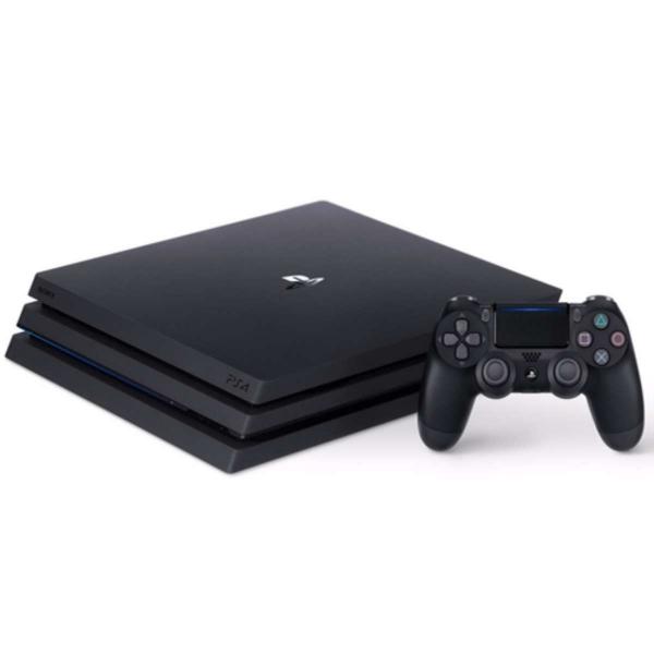 PlayStation 4 PS4 Pro 4K 1TB + 1 Game FINAL FANTASY XV