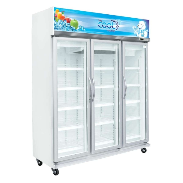 upright cooler made in Thailand