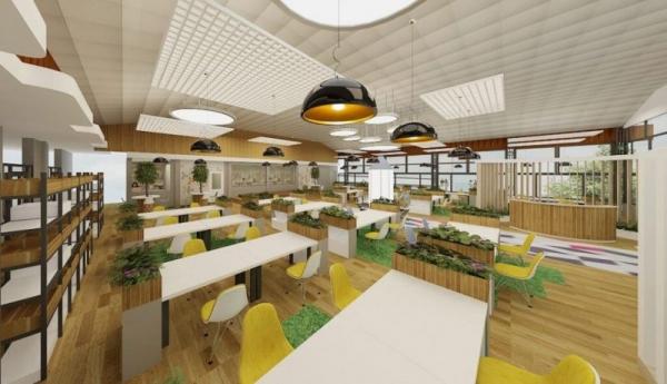 3 ý tưởng thiết kế văn phòng đẹp tạo không gian làm việc chuyên nghiệp