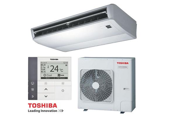 Đơn vị chuyên tư vấn - thi công lắp đặt máy lạnh áp trần Toshiba Và Sumikura giá rẻ chất lượng tốt