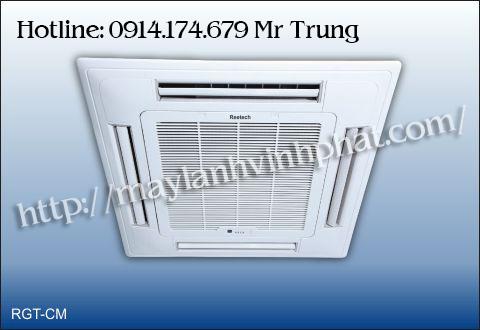 Cung cấp ra thị trường rẻ nhất Máy lạnh âm trần Reetech 5.5HP – May lanh am tran