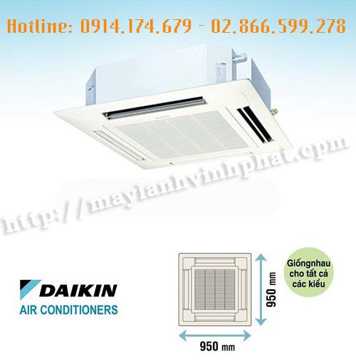 Mua Máy lạnh âm trần Daikin 4HP – May lanh am tran bán ra chỉ bằng giá tại xưởng cực rẻ
