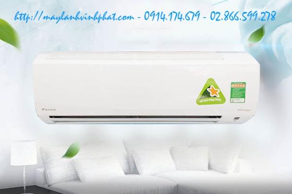 Mua nhanh để có giá rẻ Máy lạnh treo tường thương hiệu Daikin 2.5HP (Thái Lan)