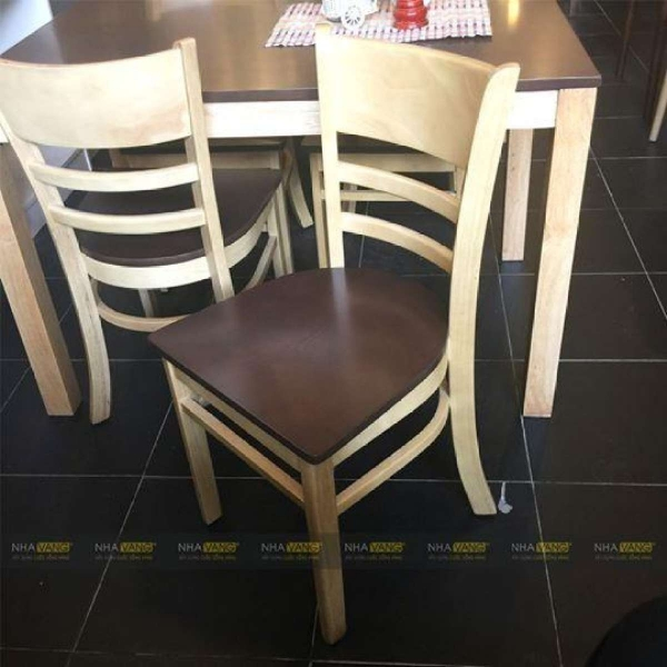 Bộ bàn ghế ăn Monstar