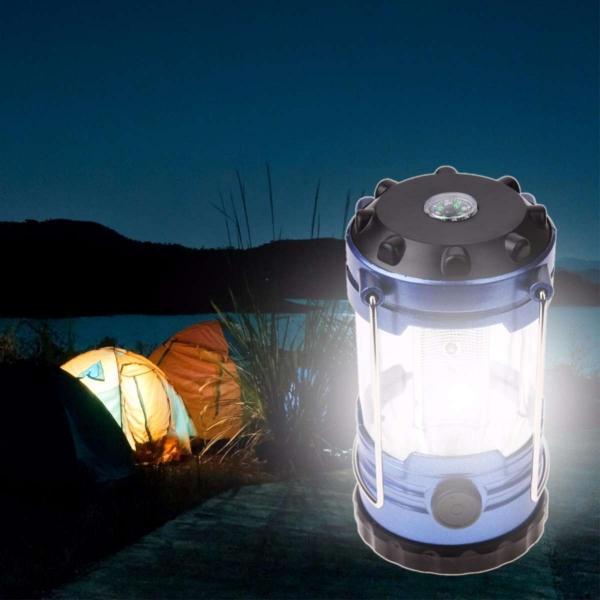 Đèn led măng xông Bivouac Light 12 bóng