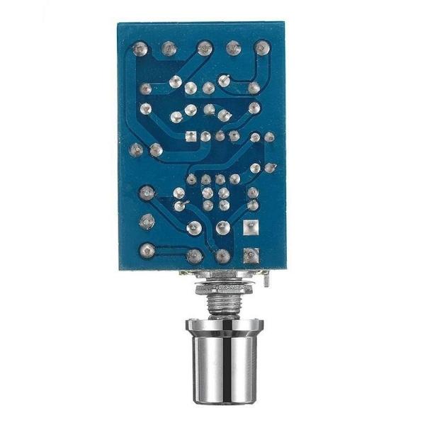 1Wx2 Stereo 2.0 Channel Mini Audio Power Amplifier Board Module TDA2822M - intl