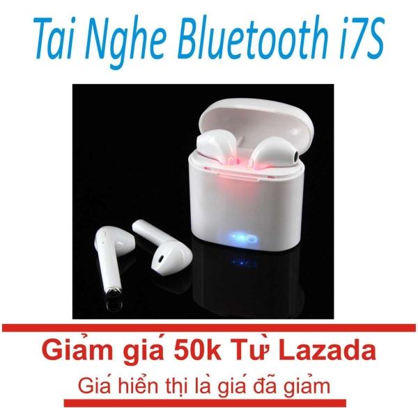 Tai Nghe Không Dây Bluetooth i7S Hàng Mới Nhất 2018