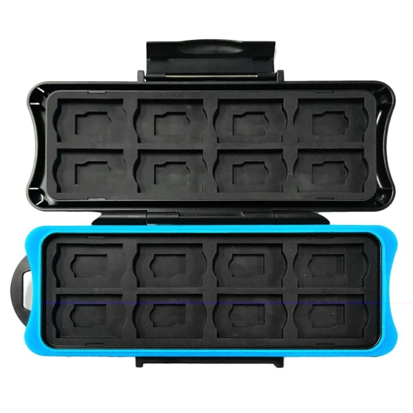 32 in 1 Waterproof Game Card Case Micro SD Card Storage Box Organizer Holder for Nintendo Switch - intl