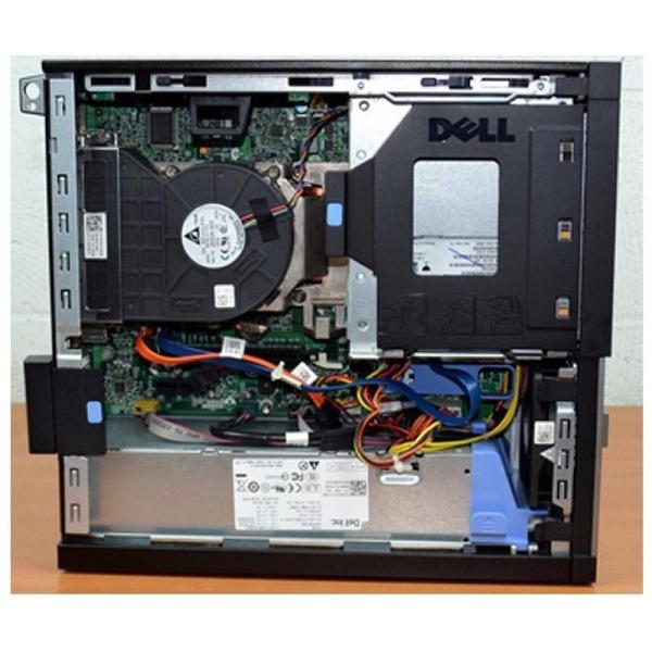 Máy tính đồng bộ Dell Optiplex 990 Intel Core i5 2400, RAM 8GB, ổ cứng SSD 256GB và Màn hình DELL 20inch.