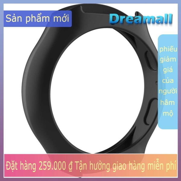 {9.9 Hot Sale Festival}Silicone Protect Case Frame Cover for Galaxy Gear S2/SM-R720/SM-R73(Black) - intl