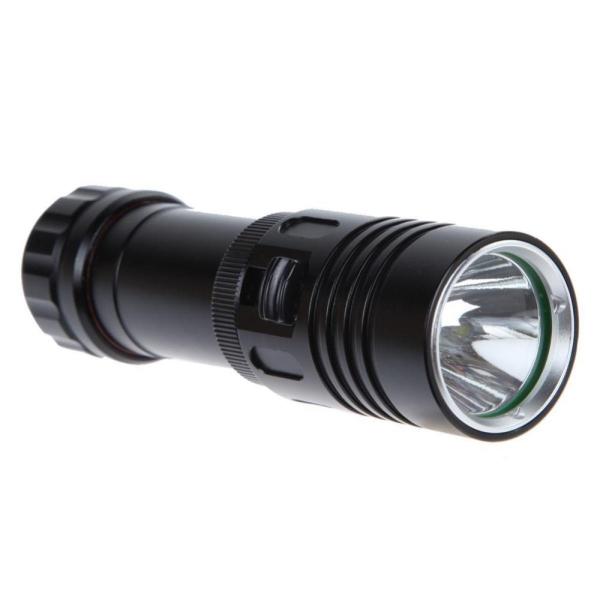 5000LM CREE XM- L2 Lặn biển Đèn Pin Đèn Pin Dưới Nước 100 m- Quốc Tế- quốc tế